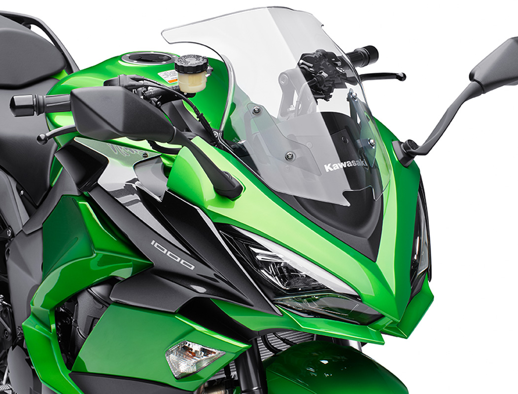 2017 Kawasaki NINJA 1000 ABS in Garden City, Kansas