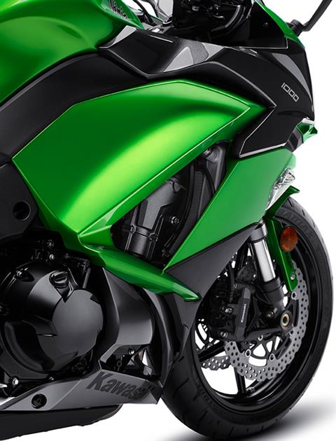 2017 Kawasaki NINJA 1000 ABS in Santa Clara, California