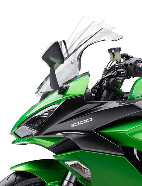 2017 Kawasaki NINJA 1000 ABS in Mount Vernon, Ohio