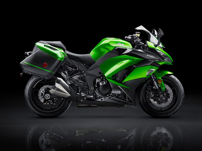 2017 Kawasaki NINJA 1000 ABS in Johnson City, Tennessee