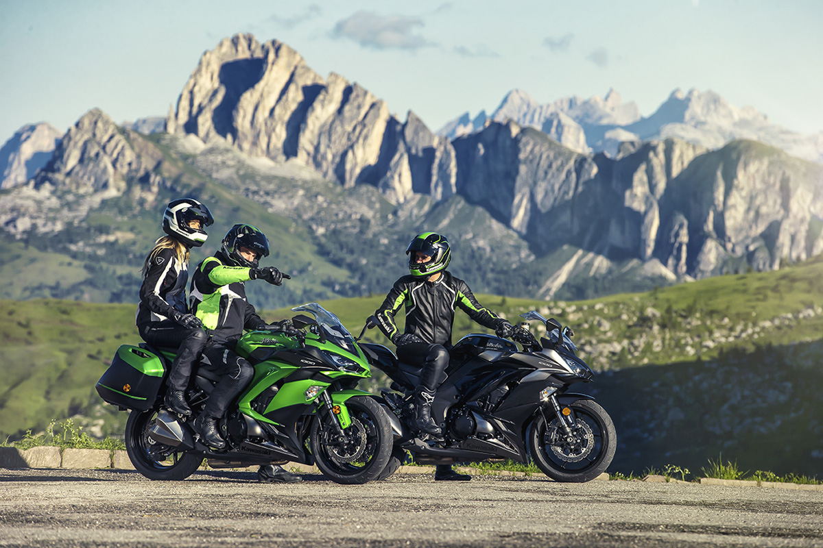 2017 Kawasaki NINJA 1000 ABS in Colorado Springs, Colorado