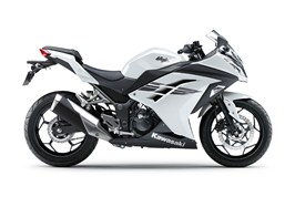 2017 Kawasaki Ninja 300 ABS in Redding, California