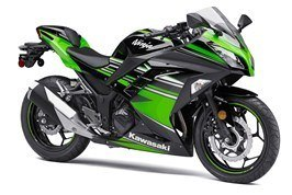 2017 Kawasaki NINJA 300 ABS KRT EDITION in Canton, Ohio