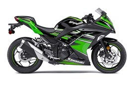 2017 Kawasaki NINJA 300 ABS KRT EDITION in Howell, Michigan