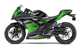 2017 Kawasaki NINJA 300 ABS KRT EDITION in Fairfield, Illinois