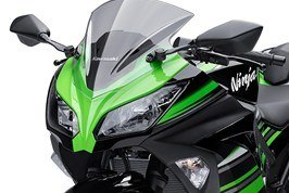 2017 Kawasaki NINJA 300 ABS KRT EDITION in Dimondale, Michigan