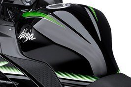 2017 Kawasaki NINJA 300 ABS KRT EDITION in South Haven, Michigan