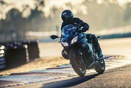 2017 Kawasaki Ninja 300 ABS Winter Test Edition in Sacramento, California