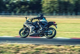 2017 Kawasaki Ninja 300 ABS Winter Test Edition in Moses Lake, Washington