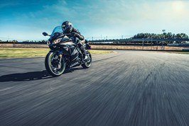 2017 Kawasaki Ninja 300 ABS Winter Test Edition in Wilkesboro, North Carolina