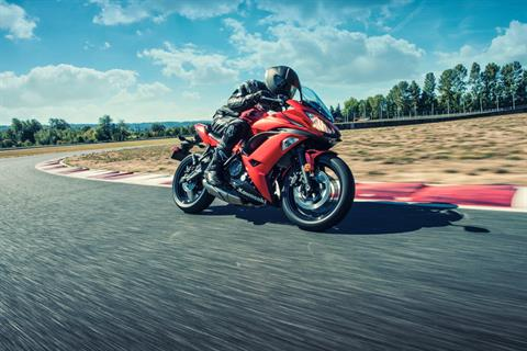 2017 Kawasaki Ninja 650 in Prescott Valley, Arizona