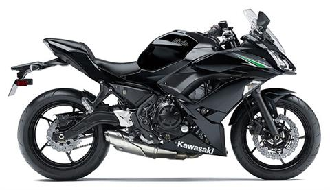 2017 Kawasaki Ninja 650 in Redding, California