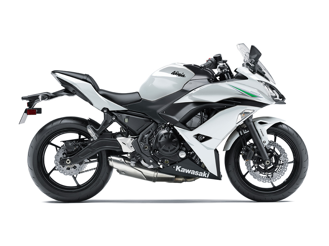 2017 Kawasaki Ninja 650 in Fort Pierce, Florida
