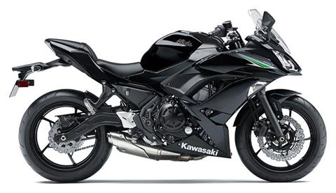 2017 Kawasaki Ninja 650 ABS in Dimondale, Michigan