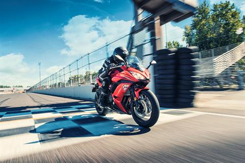 2017 Kawasaki Ninja 650 ABS in Fort Pierce, Florida