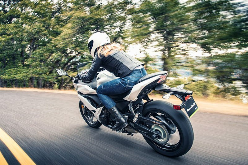 2017 Kawasaki Ninja 650 ABS in Greenville, South Carolina