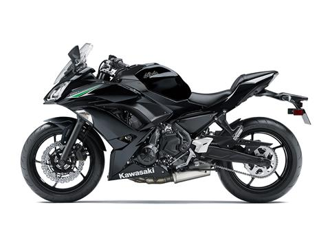 2017 Kawasaki Ninja 650 ABS in Fairfield, Illinois