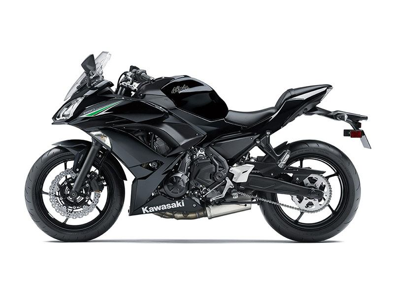 2017 Kawasaki Ninja 650 ABS in Lebanon, Maine