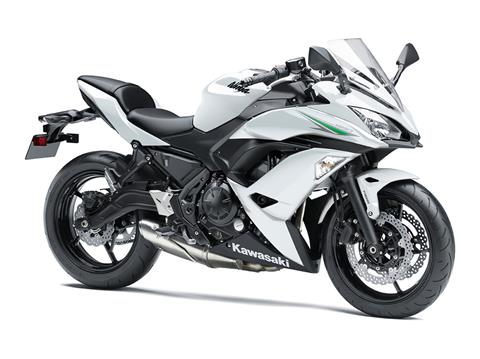 2017 Kawasaki Ninja 650 ABS in Canton, Ohio