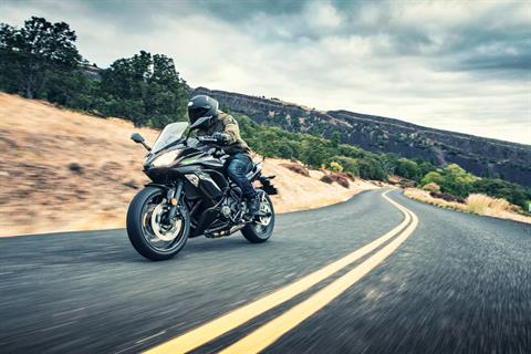 2017 Kawasaki Ninja 650 ABS in Flagstaff, Arizona
