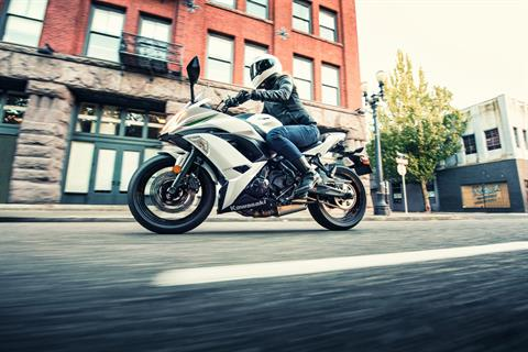 2017 Kawasaki Ninja 650 ABS in Johnstown, Pennsylvania