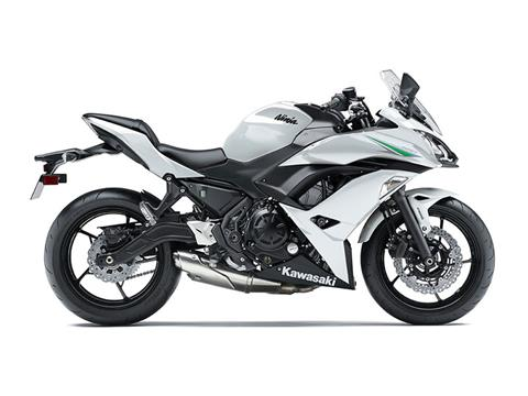 2017 Kawasaki Ninja 650 ABS in Nevada, Iowa