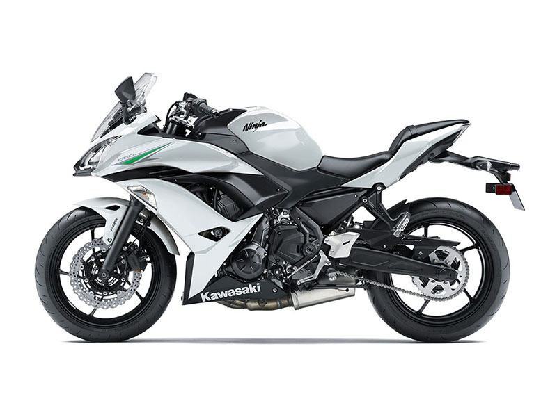 2017 Kawasaki Ninja 650 ABS in Winterset, Iowa