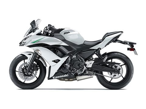 2017 Kawasaki Ninja 650 ABS in Brooklyn, New York