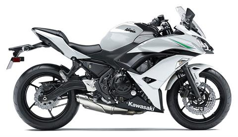 2017 Kawasaki Ninja 650 ABS in Oak Creek, Wisconsin