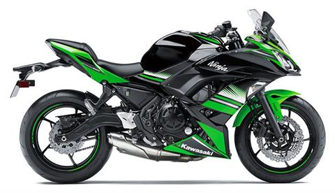 2017 Kawasaki Ninja 650 ABS KRT Edition in Mount Vernon, Ohio
