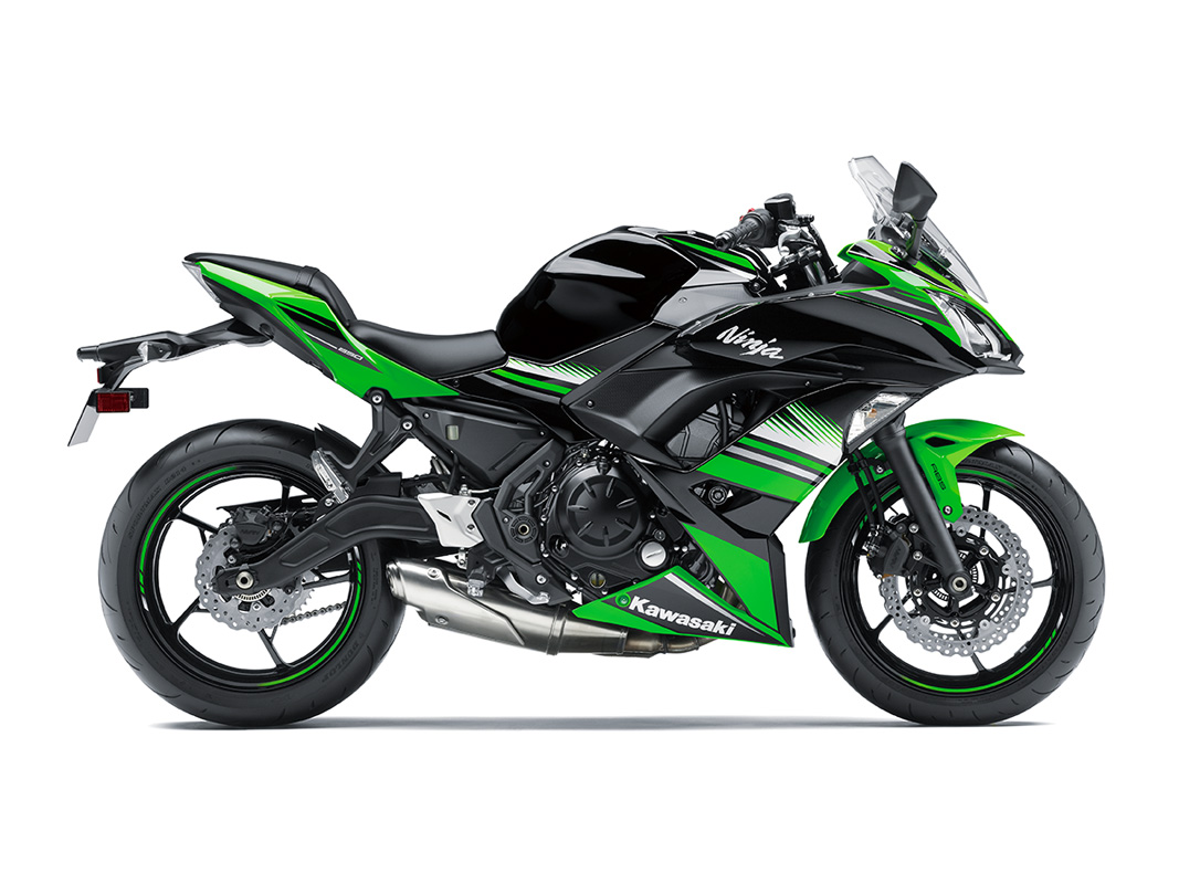 2017 Ninja 650 ABS KRT Edition