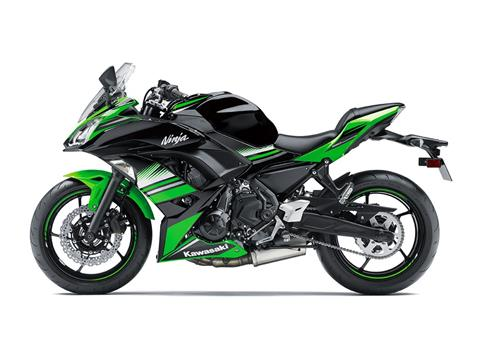2017 Kawasaki Ninja 650 ABS KRT Edition in Highland Springs, Virginia