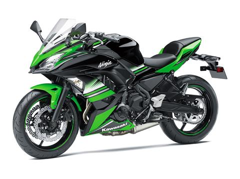 2017 Kawasaki Ninja 650 ABS KRT Edition in Albuquerque, New Mexico