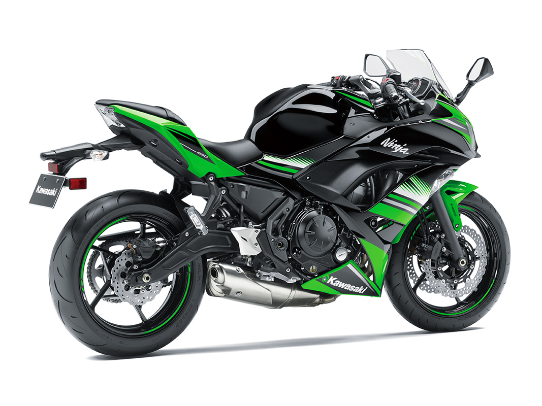 2017 Kawasaki Ninja 650 ABS KRT Edition in Pasadena, Texas