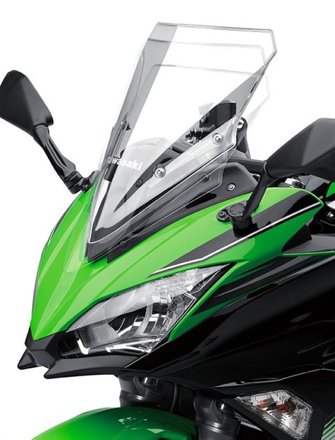 2017 Kawasaki Ninja 650 ABS KRT Edition in Hicksville, New York