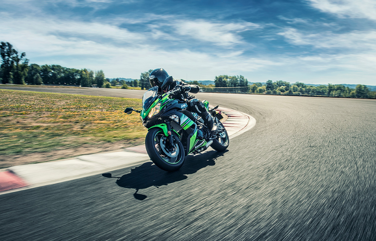 2017 Kawasaki Ninja 650 ABS KRT Edition in Sierra Vista, Arizona