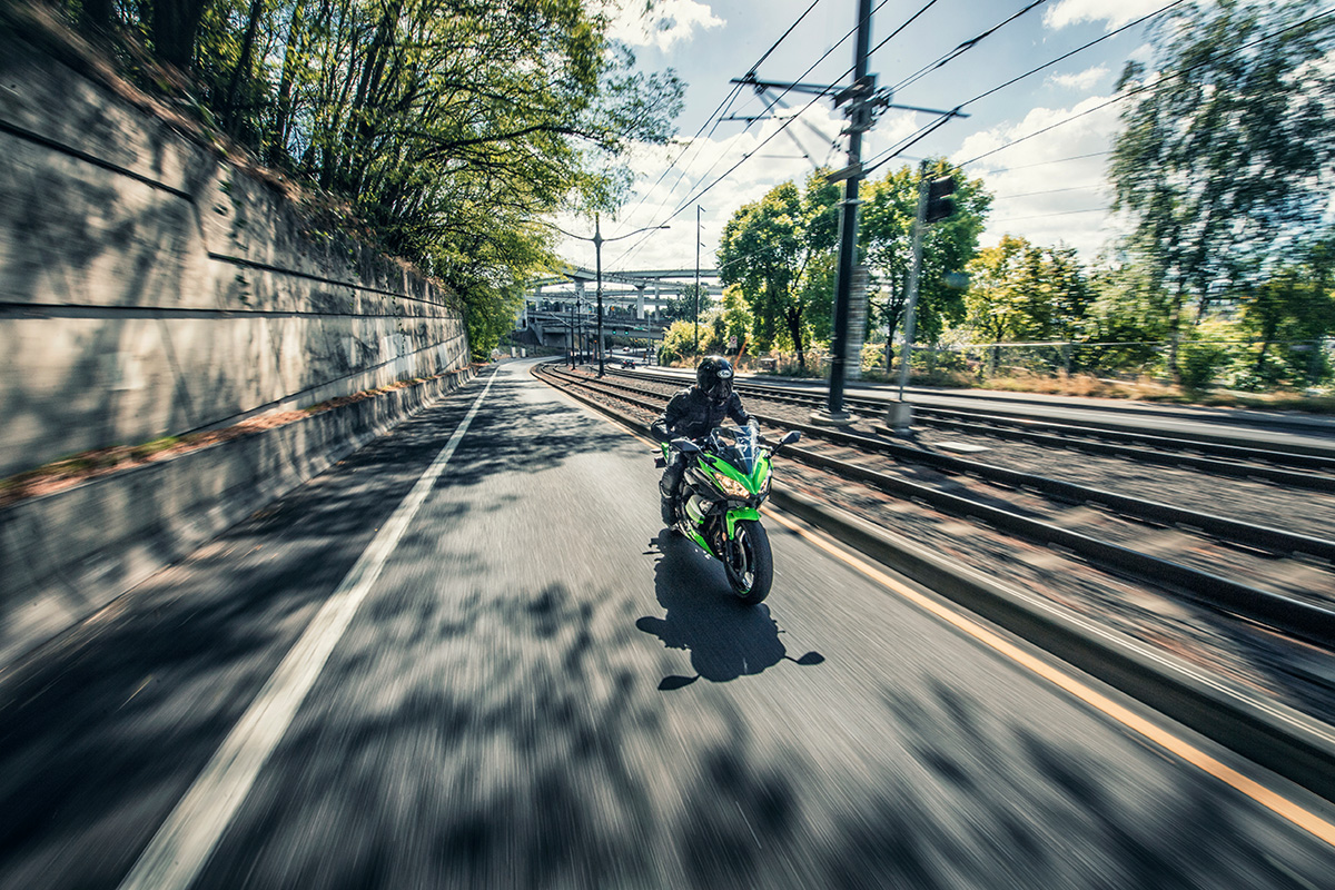 2017 Kawasaki Ninja 650 ABS KRT Edition in Tarentum, Pennsylvania