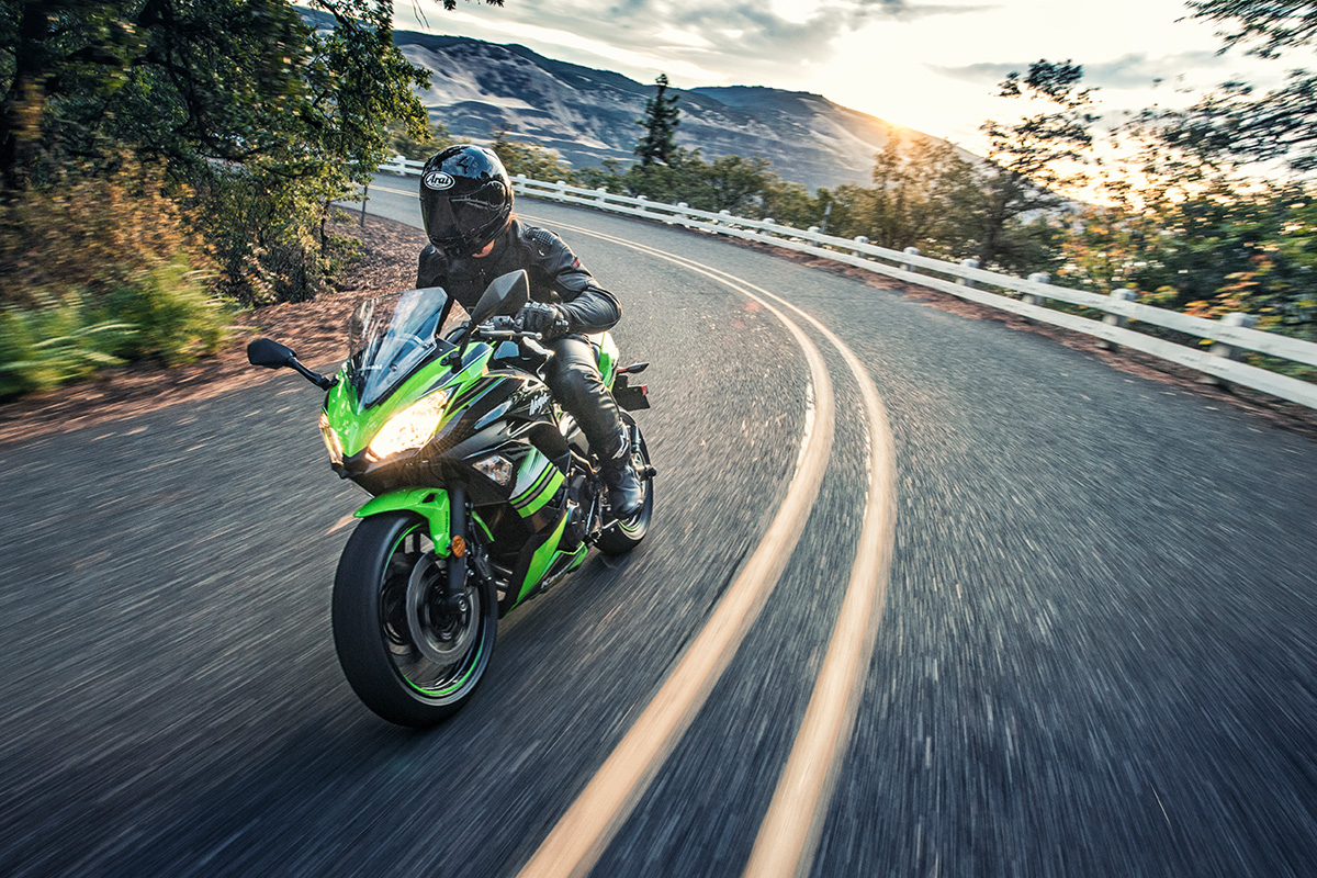 2017 Kawasaki Ninja 650 ABS KRT Edition in Greenville, South Carolina