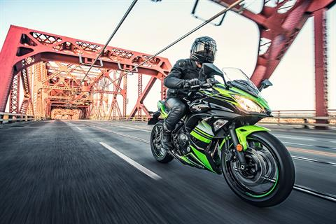 2017 Kawasaki Ninja 650 ABS KRT Edition in Redding, California