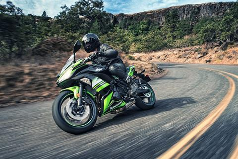 2017 Kawasaki Ninja 650 ABS KRT Edition in Marina Del Rey, California