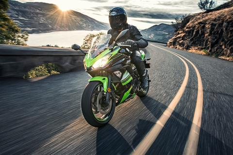 2017 Kawasaki Ninja 650 ABS KRT Edition in Waterbury, Connecticut