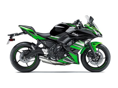 2017 Kawasaki Ninja 650 ABS KRT Edition in Pikeville, Kentucky