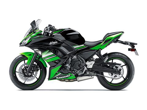 2017 Kawasaki Ninja 650 ABS KRT Edition in Canton, Ohio - Photo 5