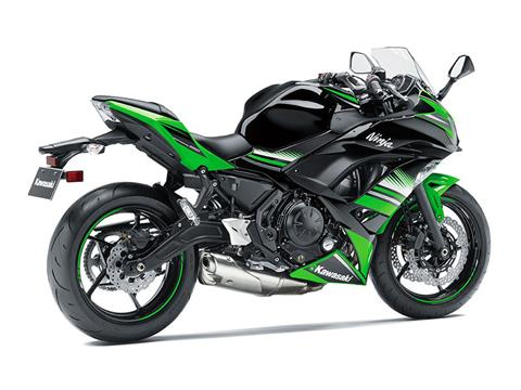 2017 Kawasaki Ninja 650 ABS KRT Edition in South Paris, Maine