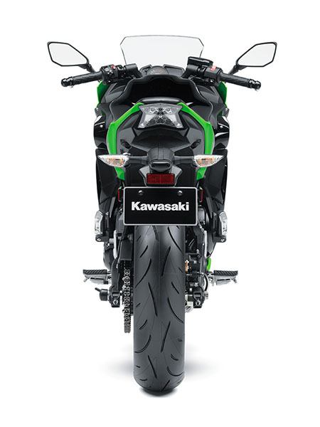 2017 Kawasaki Ninja 650 ABS KRT Edition in Canton, Ohio - Photo 11