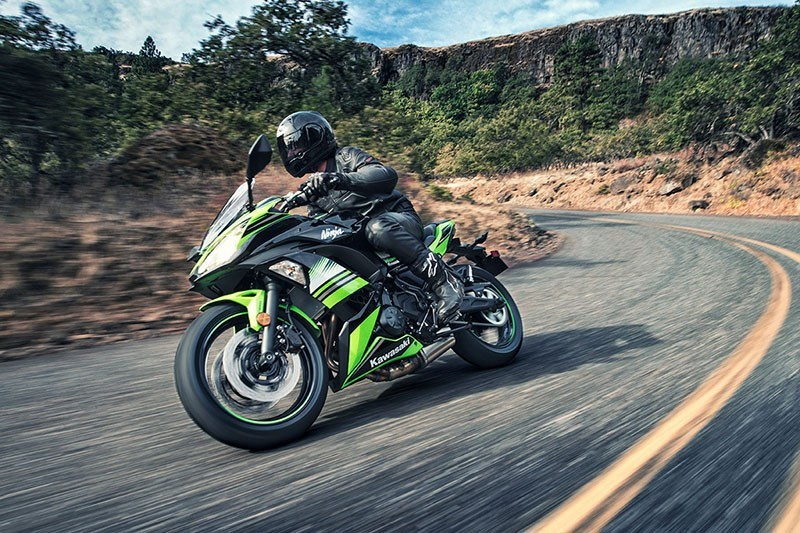 2017 Kawasaki Ninja 650 ABS KRT Edition in Canton, Ohio - Photo 20