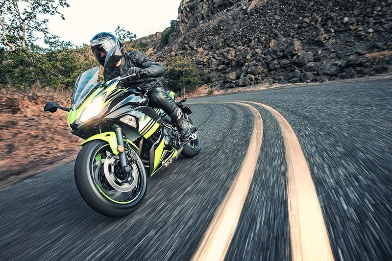2017 Kawasaki Ninja 650 ABS KRT Edition in La Marque, Texas - Photo 22