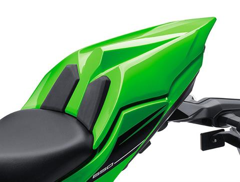 2017 Kawasaki Ninja 650 ABS KRT Edition in Nevada, Iowa