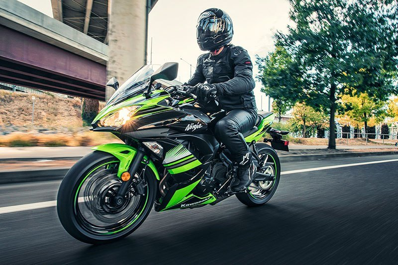 2017 Kawasaki Ninja 650 ABS KRT Edition in Canton, Ohio - Photo 41