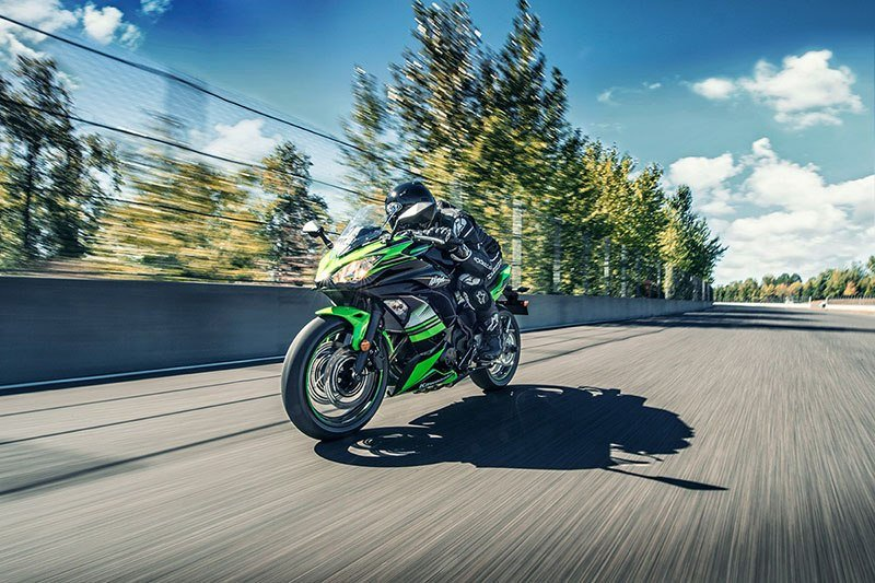 2017 Kawasaki Ninja 650 ABS KRT Edition in Dimondale, Michigan